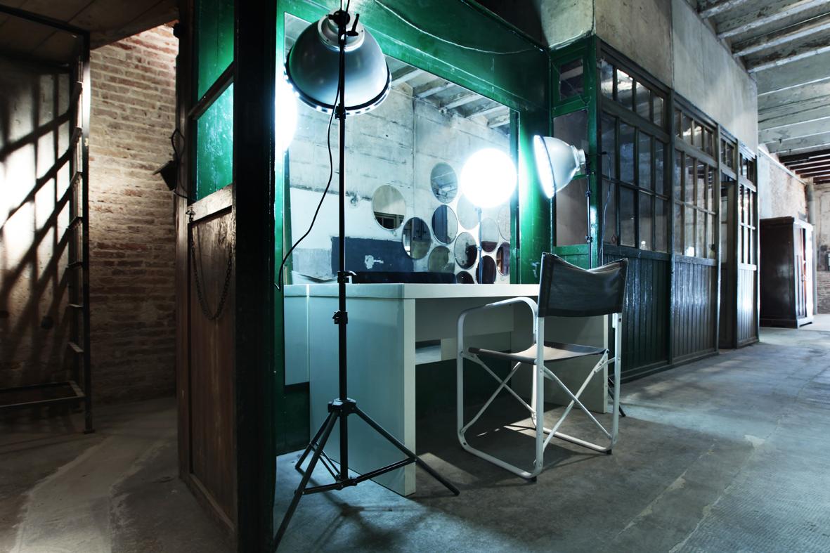 Old Workshop Barcelona  Location for film Barcelona | Shoot Estudios
