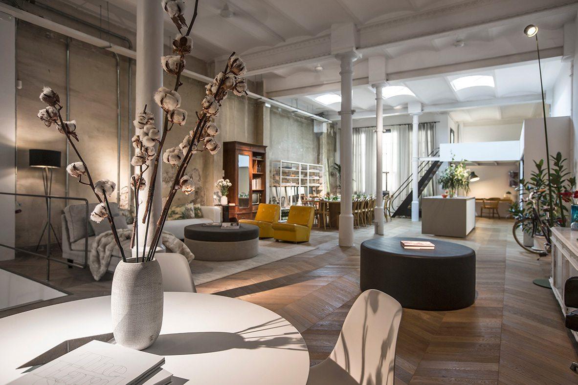 Loft For Shoots And Events In Barcelona Shoot Estudios