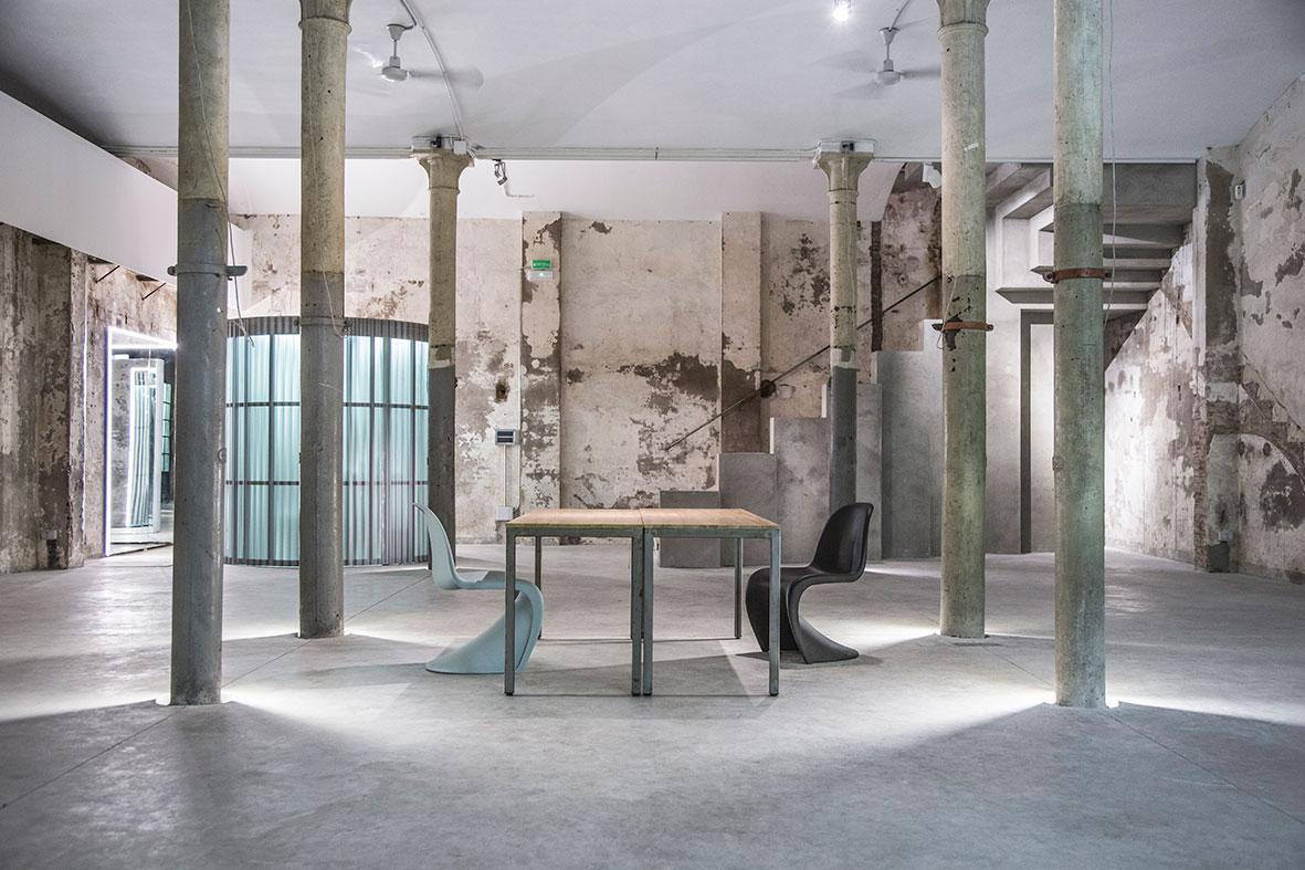 Loft for shoots and events: Brooklyn Basement | Shoot Estudios
